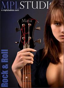 MPLStudios - Maya - Rock Roll
