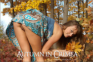 Maya Autumn in Crimea MPL Studios Nudes
