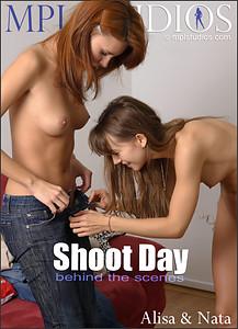 MPLStudios - Nata - Alisa Shoot Day Behind The Scenes