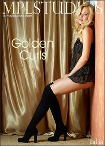 MPLStudios - Talia - Golden Curls