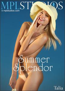 MPLStudios - Talia - Summer Splendor