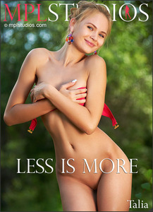 MPLStudios - Talia - Less Is More