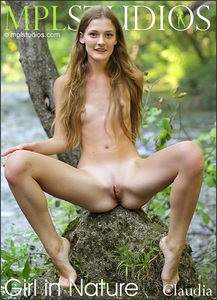 MPLStudios - Claudia - Girl In Nature