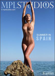 MPLStudios - Kaitlin - Summer in Spain