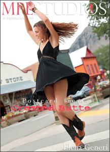 MPL Studios - Elena Generi - Postcard: Crested Butte