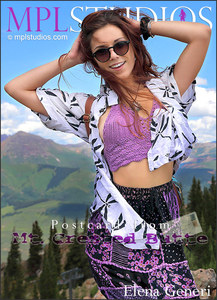 MPLStudios - Elena Generi - Postcard from Mt. CB
