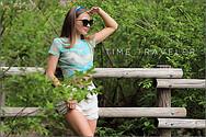 Stefani   Time Traveler
